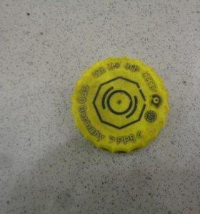 Крышка бачка тормозной жидкости для Ауди А6 С5 1997-2004.  4D0611351