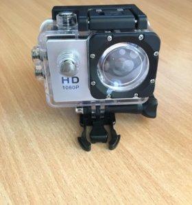 Экшн Камера Sports Cam HD 1080p