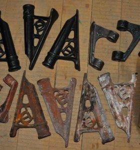 реставрация предметов искусства из металла