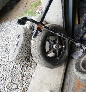 Продам колёса в сборе на ваз