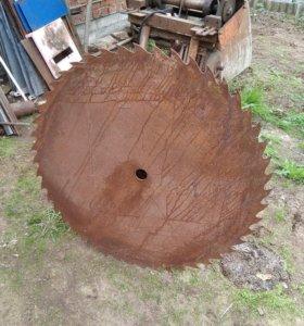 Пильный диск, 4шт-диаметр980мм,5мм,цена договорна!