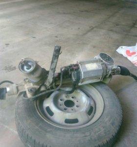Рейка рулевая Опель GTC астра2014
