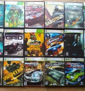 Игры на Xbox 360 не лицензия