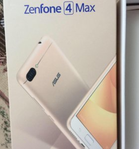 Телефон ASUS Zenfone 4 Max