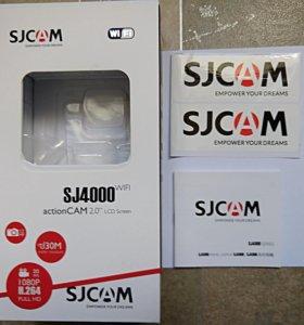 Оригинальные аксессуары для sjcam SJ4000 Wi-Fi