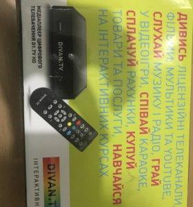Медиаплеер цифрового телевидения