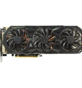 GIGABYTE GeForce® GTX 960 G1 GAMING 4 Гб GDDR5