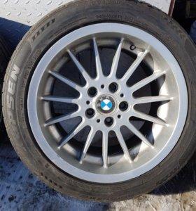 Диски и шины BMW