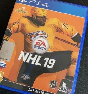 Продам NHL 19