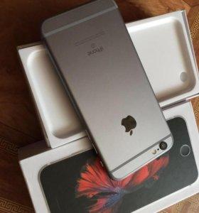 iPhone 6s 64gb + Apple Watch 1 комплект
