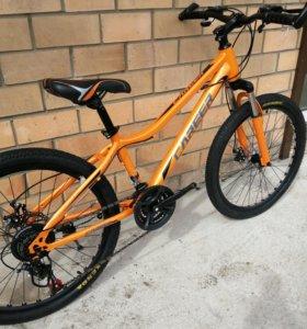 Велосипед новый 24 дюйма