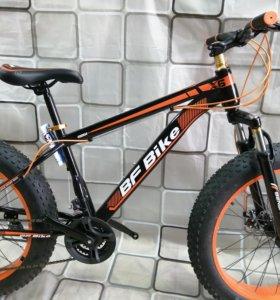 Фэт байк велосипед