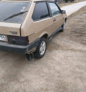 ВАЗ (Lada) 2108, 1987