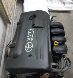 Двигатель 1ZZ-FE в сборе