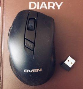 БЕСПЛАТНО беспроводная мышь