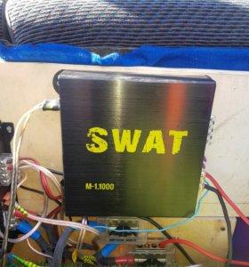 Усилитель моноблок Swat