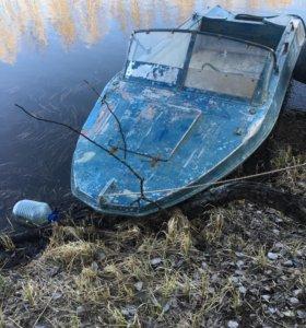 Продаётся лодка обь-м