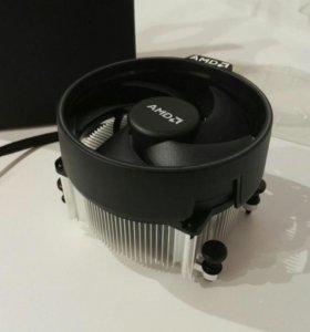 Боксовое охлаждение AMD Wraith Stealth