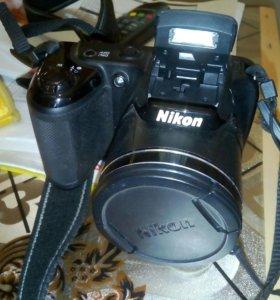 Продам рабочий отличный фотик Nikon
