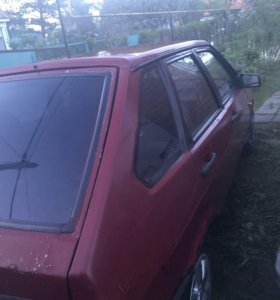 ВАЗ (Lada) 2109, 1991