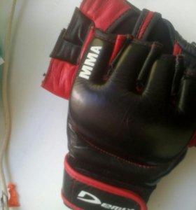 Перчатки для мма mma