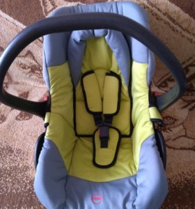 Автолюлька для ребенка от 0 до 13 кг