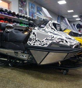 Снегоходы Ермак 600s\u002Fl camo новая цена