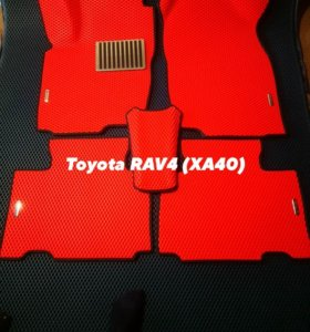 Коврики ЕВА Toyota RAV4 (XA40)