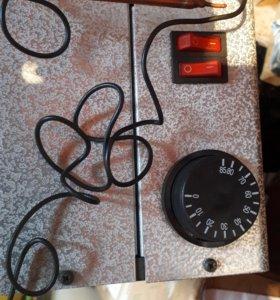 Пульт управления электронагревателями 220в. До 6 к