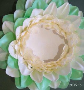 Цветочек-гнездышко для фотосессий