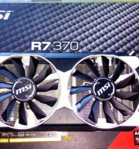 Видеокарта. Radeon R7 370.2g