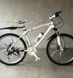 Велосипеды на литье