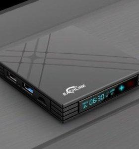 Тв приставка H6 mini (3GB + 300 каналов)