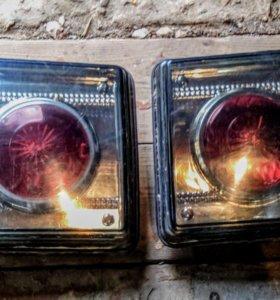 Задние фонари на ваз 2105- 2107