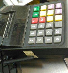 Продам кассовый аппарат Атол с передачей данный