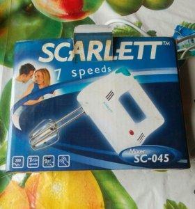Миксер scarlrett
