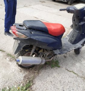 Скутер Liang 150