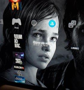 Sony Ps3 500 ГБ +Игры