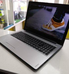Свежий Lenovo 15ISK Core i5-6200U GeForce GT920MX