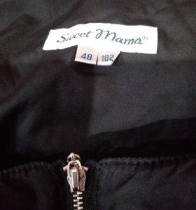 Теплые штаны для беременяшек