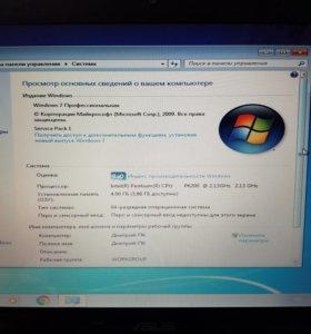 Продам компьютер/ноутбук asus A52J