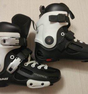 Ботинки для роликов Head Freeride