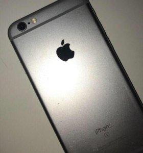 IPhone 6s 32 gb silver оригинал