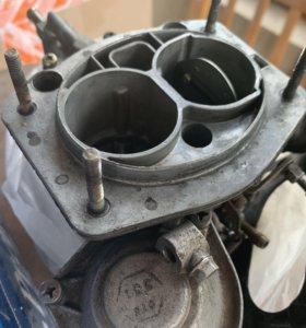 ВАЗ 2107: карбюратор, фара левая, амортизаторы