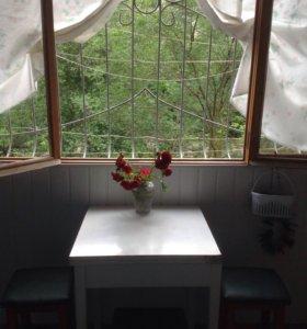 Стол раздвижной кухонный