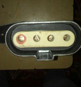 Розетка кабельная ШК-4×60th для спецтехники