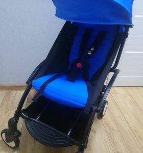 Детская коляска Babyzen Yoyo plus (синяя) напрокат