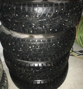 Продам зимние шины R15