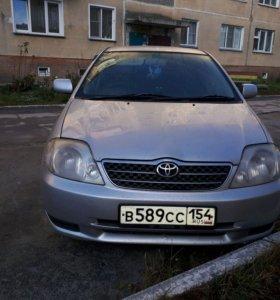 Toyota Corolla, 2002