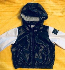 Куртка-ветровка детская adidas